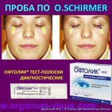 """Бржеский В.В. Синдром """"сухого глаза"""": что нового за 5 лет? Dry Eye news. Офтальмологический портал Орган зрения www.organum-visus.com"""